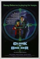 Cloak & Dagger movie poster (1984) picture MOV_97302e60