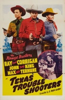 Texas Trouble Shooters movie poster (1942) picture MOV_97328325