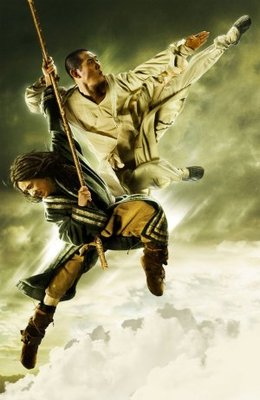 The Forbidden Kingdom movie poster (2008) poster MOV_973548a7