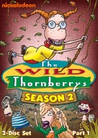 The Wild Thornberrys movie poster (1998) picture MOV_97386dca