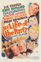 The Life of the Party movie poster (1937) picture MOV_973879a2
