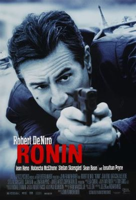 Ronin movie poster (1998) poster MOV_9738b493