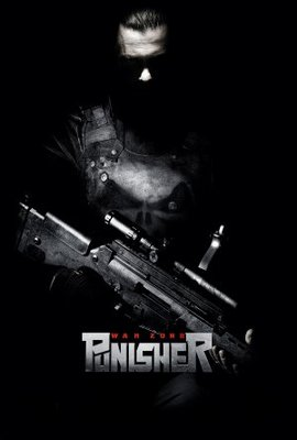 Punisher: War Zone movie poster (2008) poster MOV_97397a91