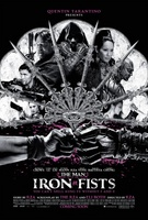 The Man with the Iron Fists movie poster (2012) picture MOV_c555f1b5