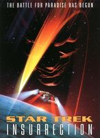 Star Trek: Insurrection movie poster (1998) picture MOV_9746a2b9