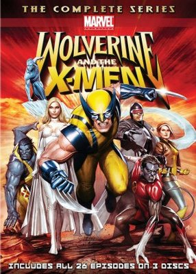 Wolverine and the X-Men movie poster (2008) poster MOV_97496375