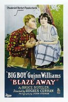 Blaze Away movie poster (1922) picture MOV_974d920c