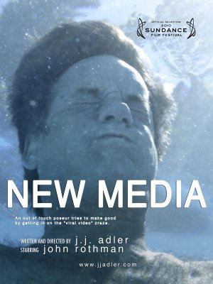 New Media movie poster (2010) poster MOV_974f53eb