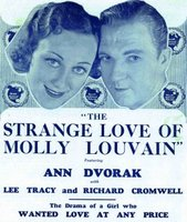 The Strange Love of Molly Louvain movie poster (1932) picture MOV_97512ed3