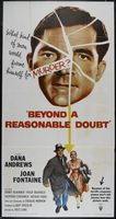 Beyond a Reasonable Doubt movie poster (1956) picture MOV_9757a476