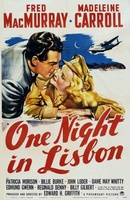 One Night in Lisbon movie poster (1941) picture MOV_976d18ed