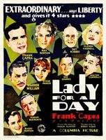 Lady for a Day movie poster (1933) picture MOV_72cced2a