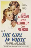 The Girl in White movie poster (1952) picture MOV_9773ef83