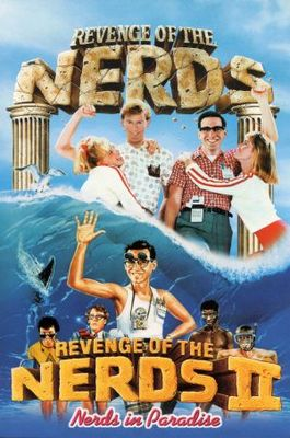 Revenge of the Nerds movie poster (1984) poster MOV_977bb651
