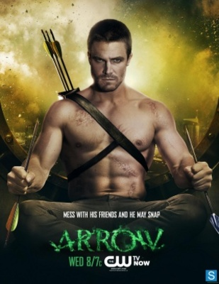 Arrow movie poster (2012) poster MOV_9784a0e6