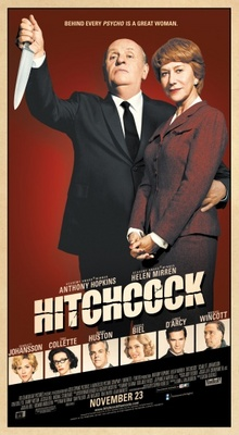 Hitchcock movie poster (2012) poster MOV_978599a5