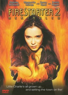 Firestarter 2: Rekindled movie poster (2002) poster MOV_978d5986