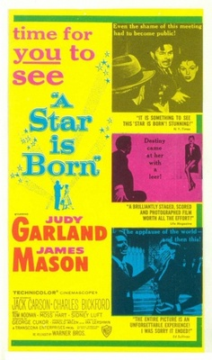 A Star Is Born movie poster (1954) poster MOV_97915700