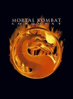 Mortal Kombat: Conquest movie poster (1998) picture MOV_97a75441