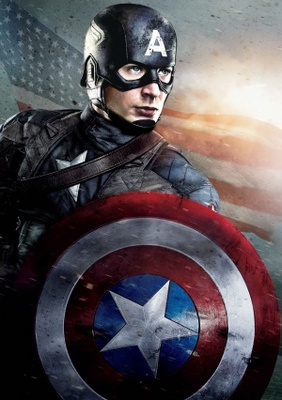 Captain America: The First Avenger movie poster (2011) poster MOV_97b5cb9b