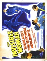 The Invisible Woman movie poster (1940) picture MOV_97bfe089
