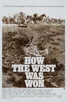 How the West Was Won movie poster (1962) picture MOV_97c18e40