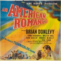 An American Romance movie poster (1944) picture MOV_97ccde19