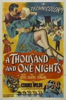 A Thousand and One Nights movie poster (1945) picture MOV_97ce18a6