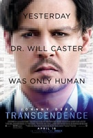Transcendence movie poster (2014) picture MOV_97d9bee1