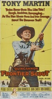 Quincannon, Frontier Scout movie poster (1956) picture MOV_97ded3fc