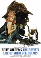 The Private Life of Sherlock Holmes movie poster (1970) picture MOV_97dee4a3