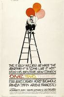 One, Two, Three movie poster (1961) picture MOV_97df63f1