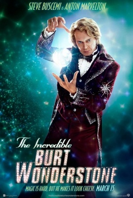 The Incredible Burt Wonderstone movie poster (2013) poster MOV_97dfe2fc
