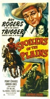 Spoilers of the Plains movie poster (1951) picture MOV_97e946e1