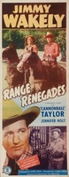 Range Renegades movie poster (1948) picture MOV_97edb96e