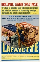 La Fayette movie poster (1961) picture MOV_97edd5ef