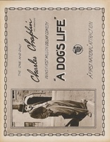 A Dog's Life movie poster (1918) picture MOV_97ef0c12