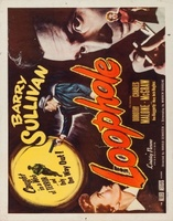 Loophole movie poster (1954) picture MOV_97f57127
