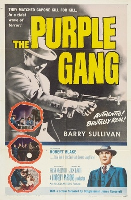 The Purple Gang movie poster (1959) poster MOV_97f8b2e2