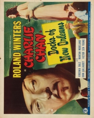Docks of New Orleans movie poster (1948) poster MOV_97fb130a