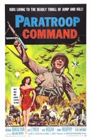 Paratroop Command movie poster (1959) picture MOV_980f8f4d