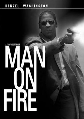 Man On Fire movie poster (2004) poster MOV_9810a0eb