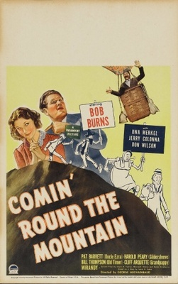 Comin' Round the Mountain movie poster (1940) poster MOV_981131c5
