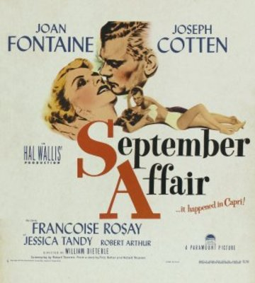 September Affair movie poster (1950) poster MOV_98123c40