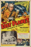 The Lost Planet movie poster (1953) picture MOV_98153c68