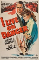 I Live on Danger movie poster (1942) picture MOV_9818b85f