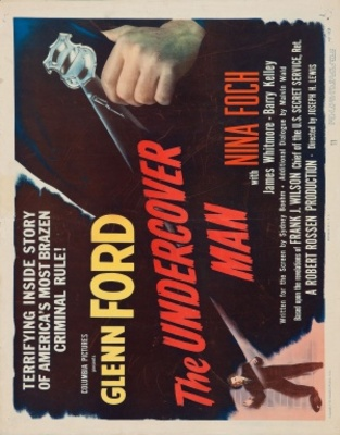 The Undercover Man movie poster (1949) poster MOV_981aed41