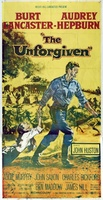 The Unforgiven movie poster (1960) picture MOV_981f61b8