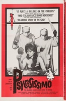 Psycosissimo movie poster (1962) picture MOV_9826dfce