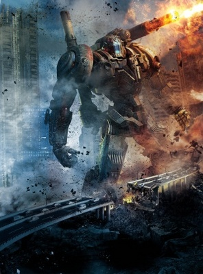 Pacific Rim movie poster (2013) poster MOV_982c80e2